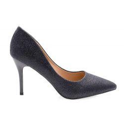 Queen Vivi Escarpins Femmes Talon Haut Sexy-Chaussures Anguille Talon Fin 9cm HH-16 Escarpins