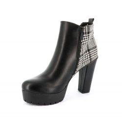 Bottines Femme Chelsea Originales - Boot Bi-matière Bottines DoubleTree 31,99€