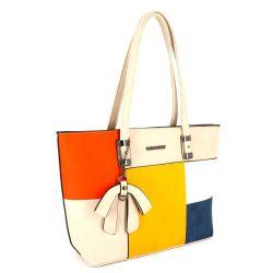 Gallantry Sac Cabas Shopping Femme Grand Format A4 - Sac Cours Lycée Fille 9329-4 Sacs cabas
