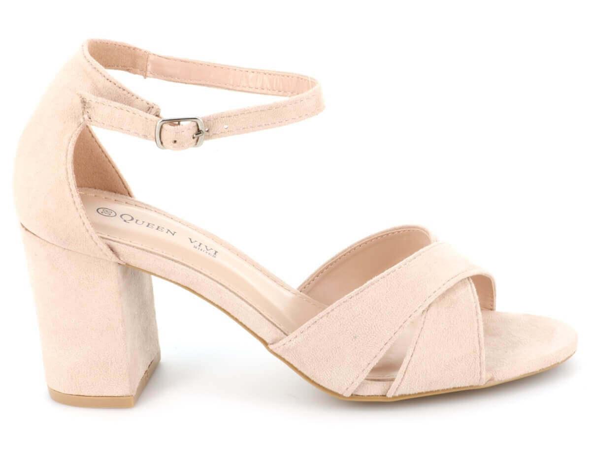 sandale femme semelle suedine