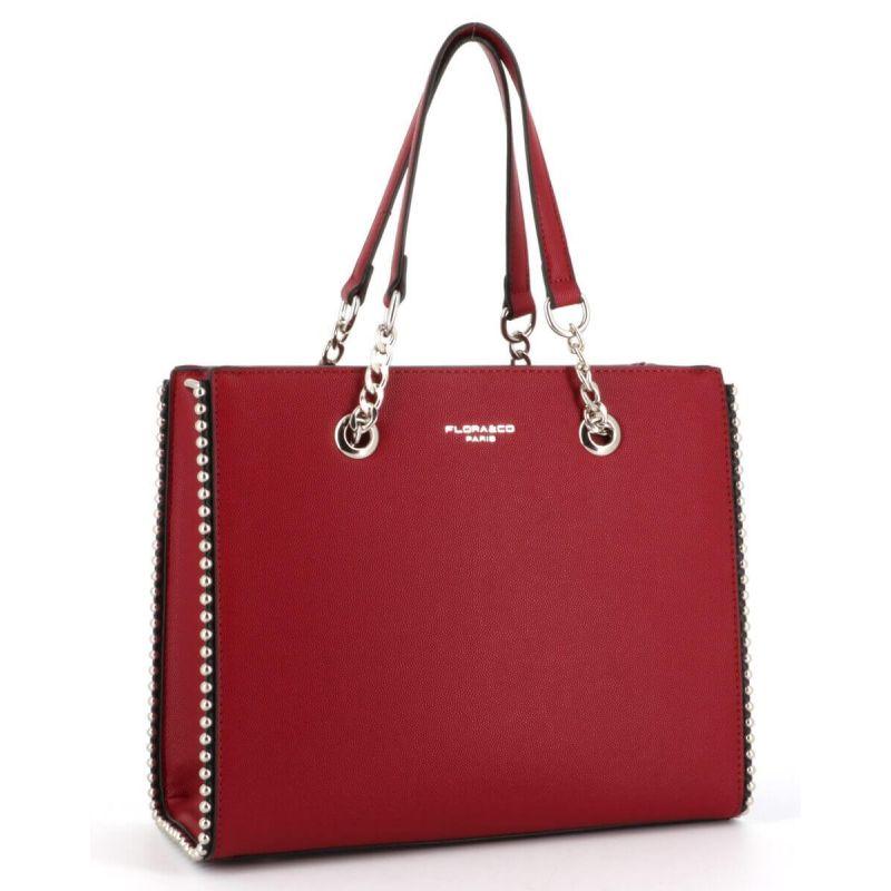 Flora and Co Petit sac de ville en chaîne bille fantaisie 9525 Sacs à main