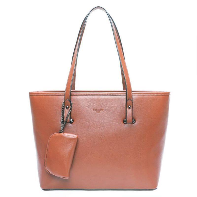 Gallantry Grand sac à main femme fourre-tout multipoches format A4 9401 Sacs cabas